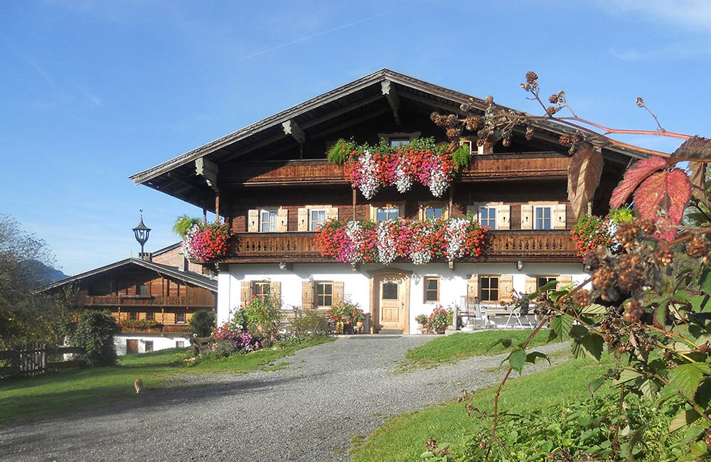 Pension Gattererhof Ellmau